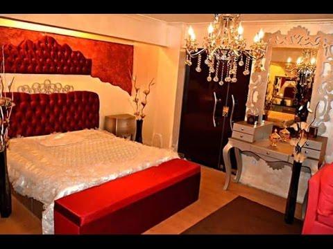 صورة اجمل غرف نوم , لكل حبيبين يحلمون بغرفة نوم رومانسية