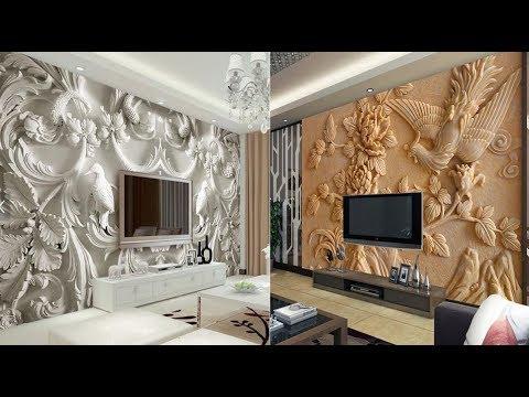 بالصور ديكورات جدران , ابداعات الديكور و الجدران الداخلية 812 7