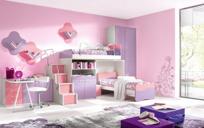 صورة صور غرف نوم اطفال , اختار لطفلك غرفة نوم مميزة