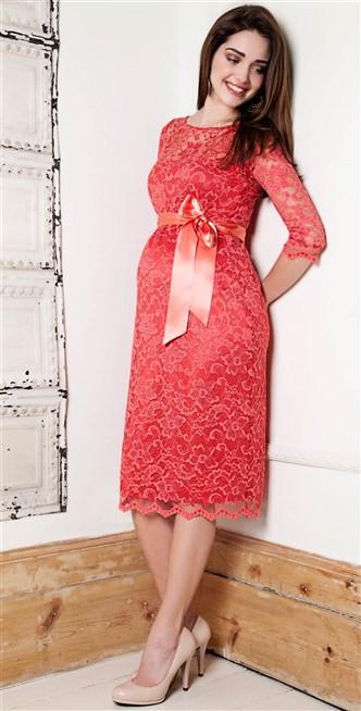 صورة صور فساتين للحوامل , فستان سهرة فخم يناسب الحوامل