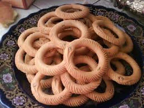 صورة الحلويات المغربية بالصور والمقادير , اسهل الحلويات المغربيه