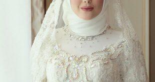 صور صور عرايس محجبات , انتشار حجاب العرايس