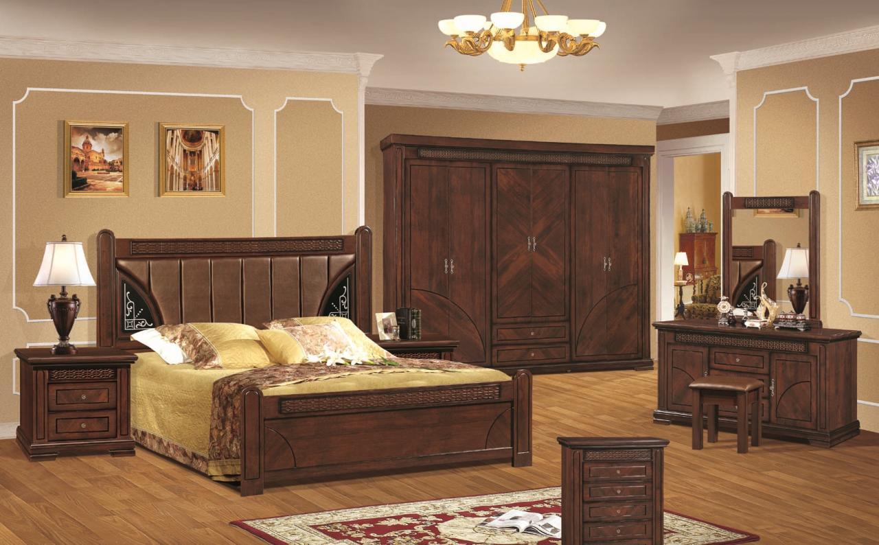 صور صور غرف نوم خشبية , اشكال غرف النوم الخشبيه