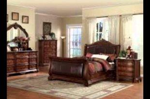 صورة صور غرف نوم خشبية , اشكال غرف النوم الخشبيه