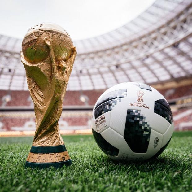 بطل العالم في كرة القدم