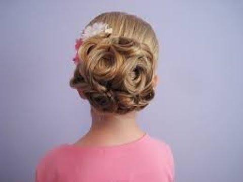 صورة صور تساريح شعر , اجمل تسريحات الشعر للاطفال