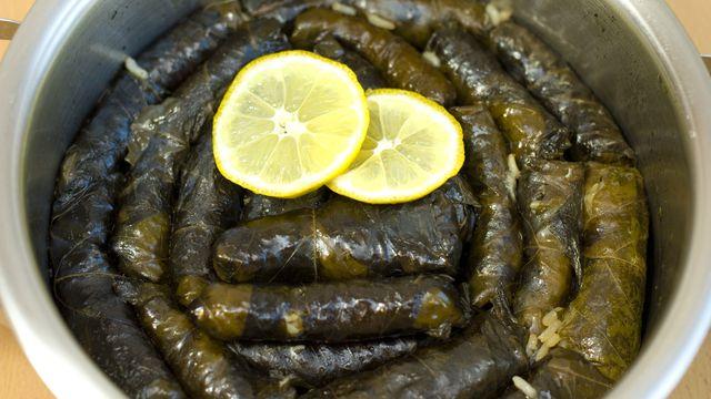 صورة صور ورق عنب , عشاق اكل ورق العنب