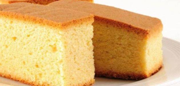 صورة طريقة عمل الكيكة الاسفنجية بالصور , سبب نجاح التورتة المنزلية
