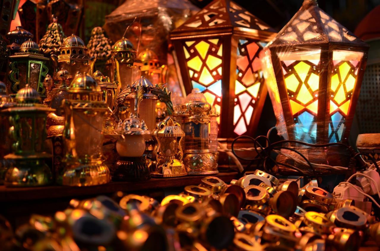صورة صور زينة رمضان , زينه رمضان من طقوس الاحتفال بقدومه