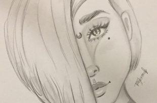 صورة رسم سهل جدا , رسومات باسهل طرق الرسم
