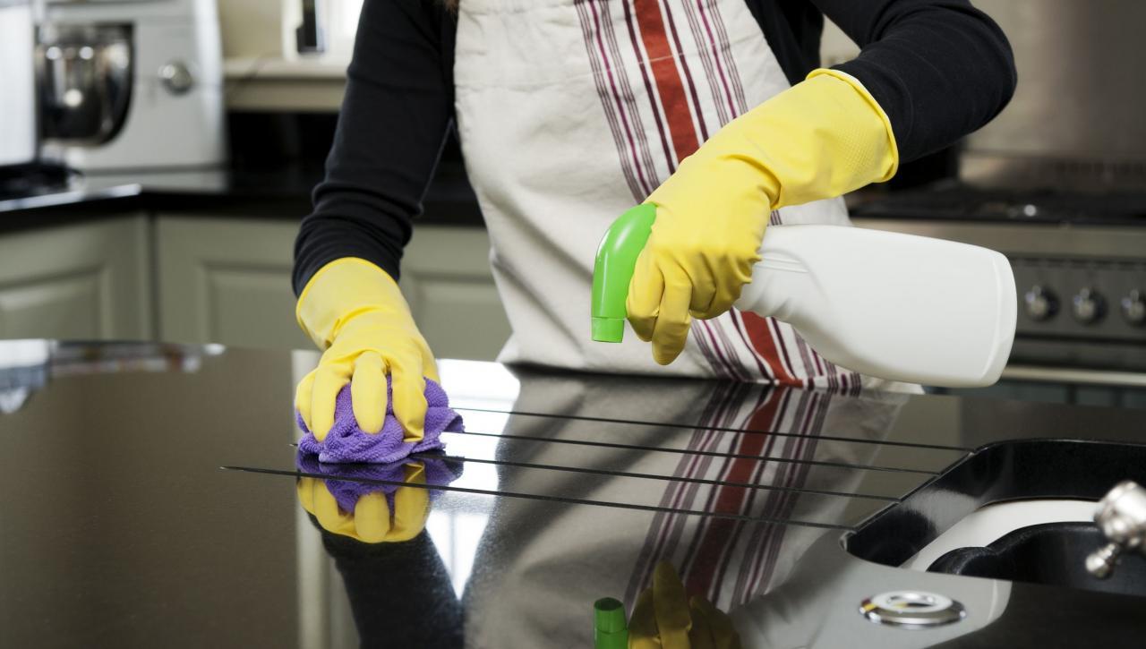 صور تنظيف المطبخ , افضل طرق لتنظيف المطبخ