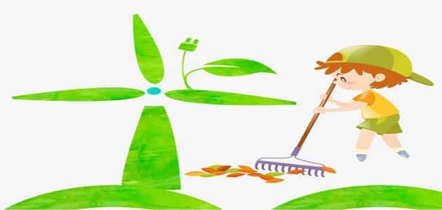 صورة تعبير عن النظافة , النظافه من الايمان