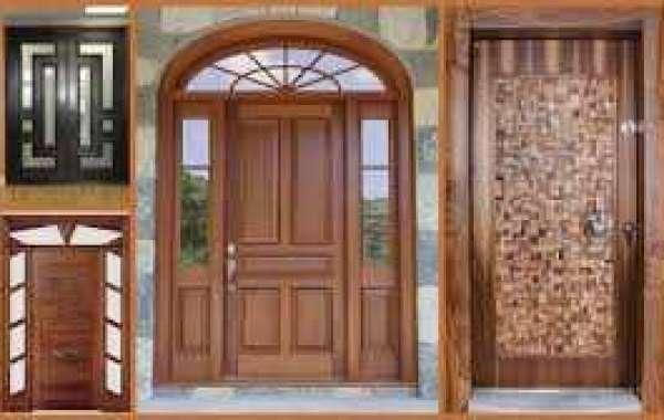 صورة صور ابواب خشب , انواع الابواب الخشبيه 6258 4
