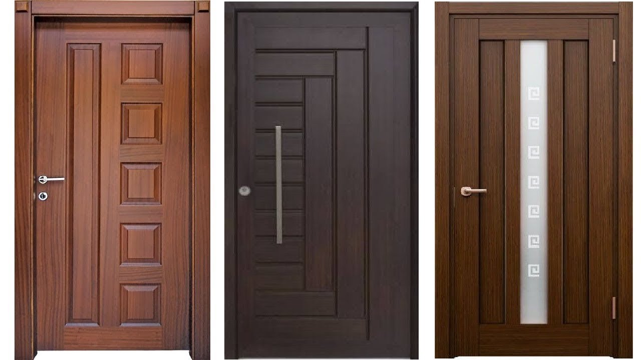 صورة صور ابواب خشب , انواع الابواب الخشبيه 6258 5