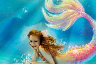 صورة صور عروسه البحر , حقيقه وجود عروسه البحر