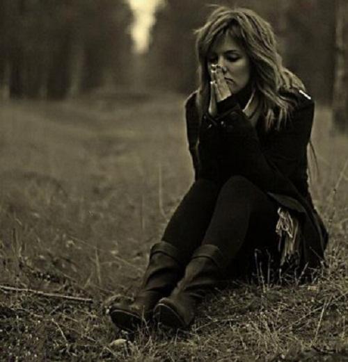 صورة صور بنت حزينه , حزن البنات بصور مميزه
