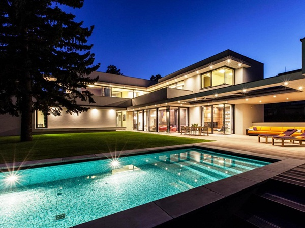 صورة منازل رائعه , افخم المنازل الموجوده في العالم