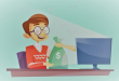 صورة الربح من الانترنت , الانترنت يوفر لك دخل ثابت من المنزل