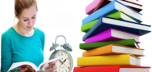 صورة نصائح لتجتاز الامتحانات , افضل الارشادات لجعل الامتحانات موفقة وسعيدة