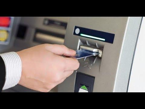صورة سحب الاموال من الماكينات , الخطوات الصحيحة والمذهلة لاستخدام ATM بسهولة