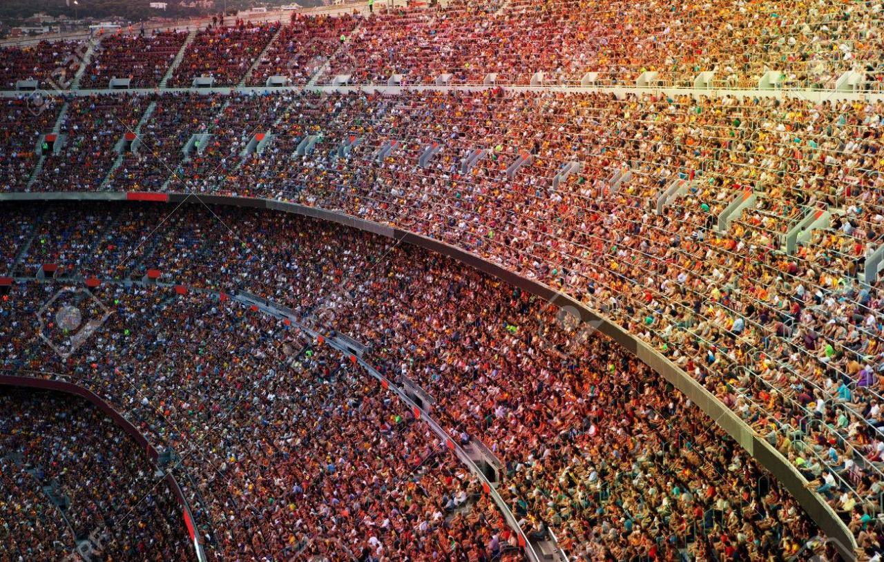 صورة جماهير كرة القدم , واو اروع الجماهير المجنونة