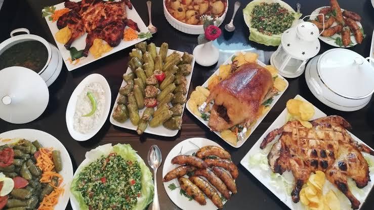 صورة سفرة رمضان , اشهي الاكلات ذات القيمة الغذائية