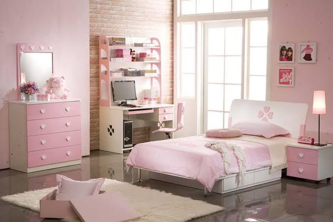 صورة غرف نوم بنات , احدث التصميمات العصرية لغرف البنات