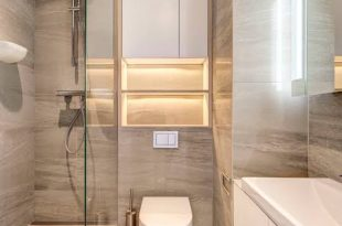 صورة ديكور حمامات صغيرة , حمامات مودرن حديثة