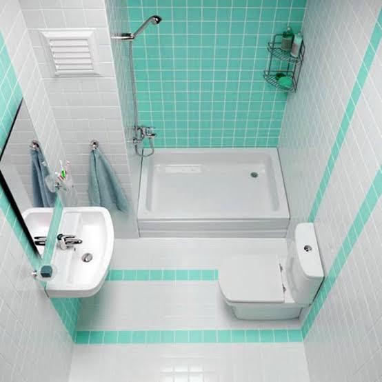 ديكور حمامات صغيرة حمامات مودرن حديثة روح اطفال