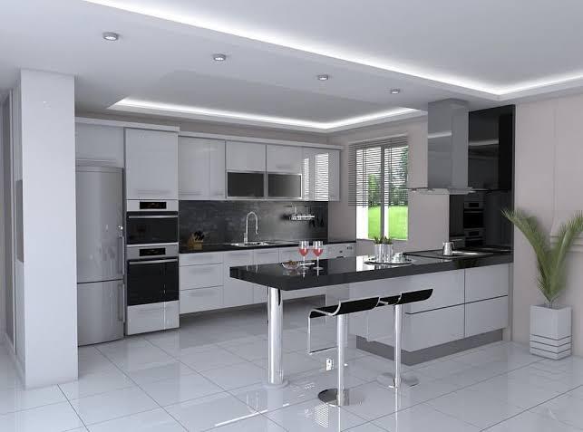 صورة تصاميم مطابخ , مطابخ مودرن لعام 2020