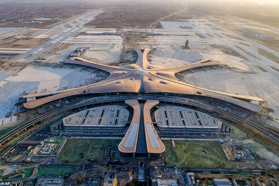 صورة اكبر مطار في العالم , ما اروع هذا المطار المميز