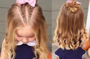 صورة تسريحات شعر للاطفال , اروع التسريحات العالمية والملفتة للانظار