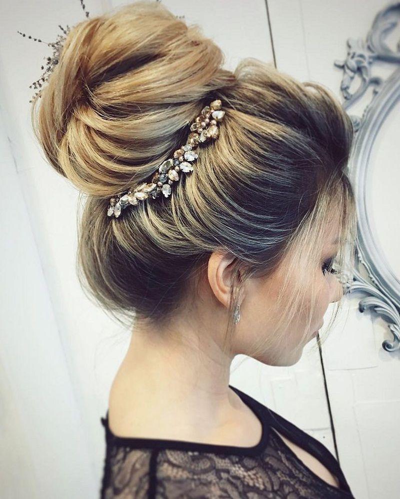 صورة اجمل تسريحة شعر في العالم, تالقي بجمال شعرك ولمعانة