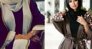 صورة عباية سعودية, عبايات عصرية حديثة