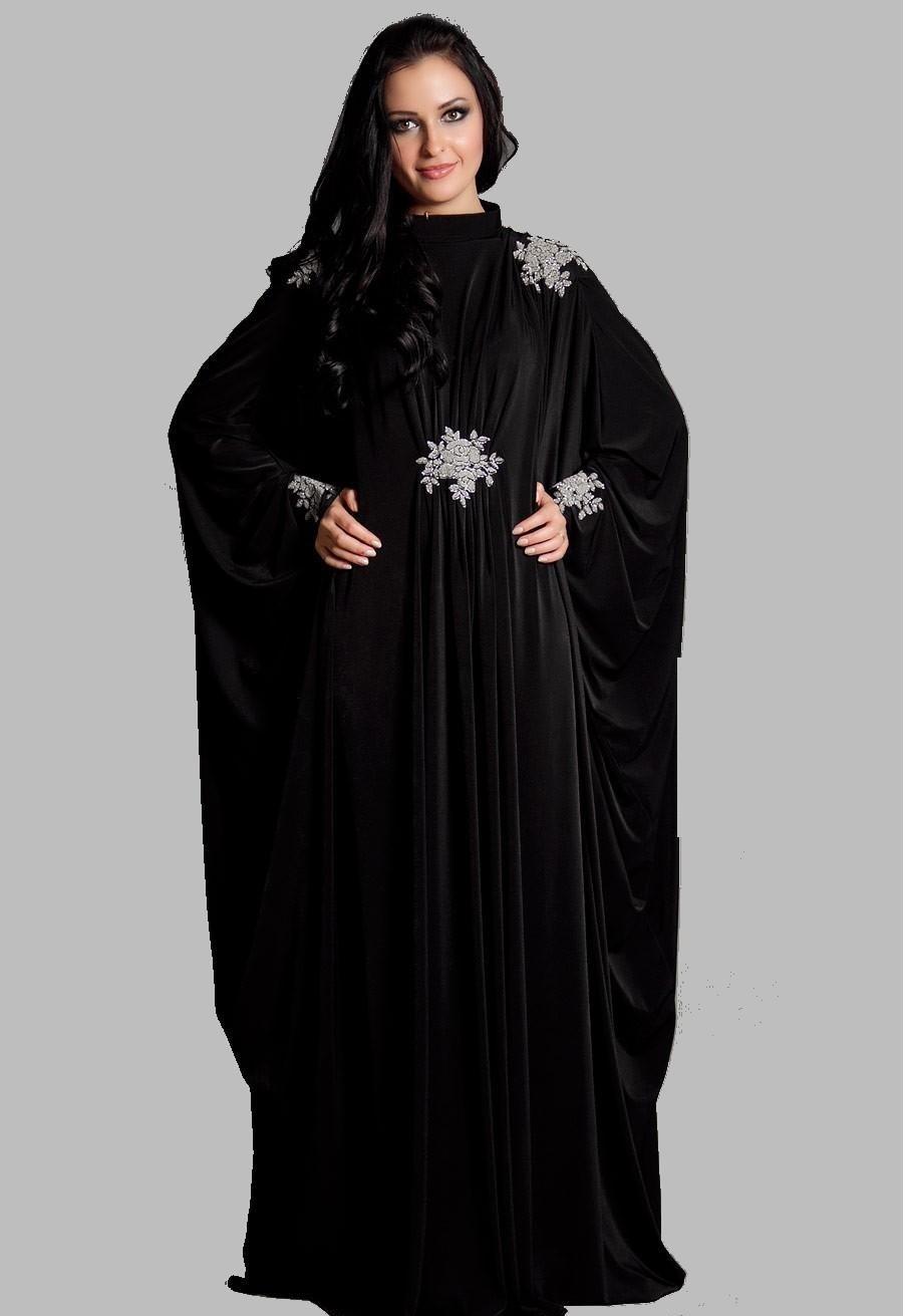 صورة عباية سعودية, عبايات عصرية حديثة 1286 7