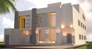 صورة تصاميم بيوت, منازل فخمة بتصميمات روعة