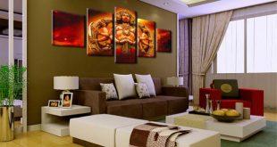صورة ديكور منازل, اجعلي بيتك كالجنة