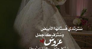 صورة خلفيات عروسه مكتوب عليها, خلفيات تهنئة روعة للعروس