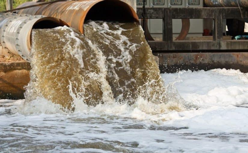 صورة اسباب تلوث الماء, طرق معالجة المياه للحد من الامراض