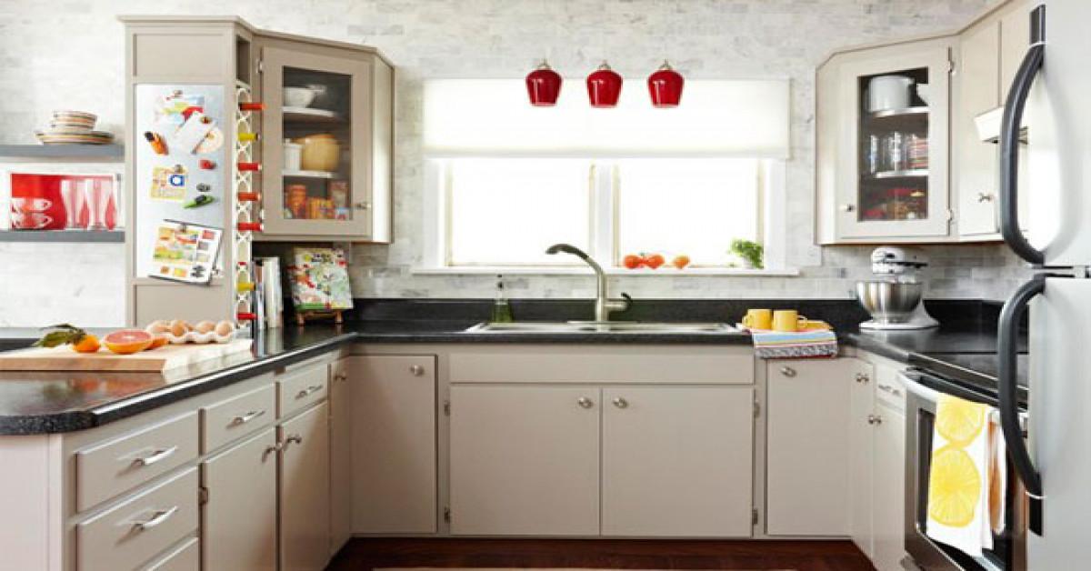 صورة ديكورات مطابخ, مطابخ بتصميمات حديثة لست البيت