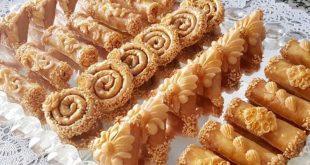 صورة حلويات مغربيه , اروع انواع الحلويات المذهلة