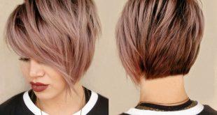 صورة احدث قصات الشعر القصير, ابهري العالم بتسريحة جديدة لشعرك 1022 12 310x165
