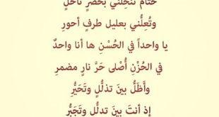 كلام غزل فاحش, اروع الابيات الشعرية