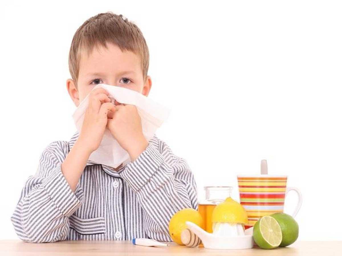 صورة نزلات البرد, اسباب وعلاج واعراض الانفلونزا
