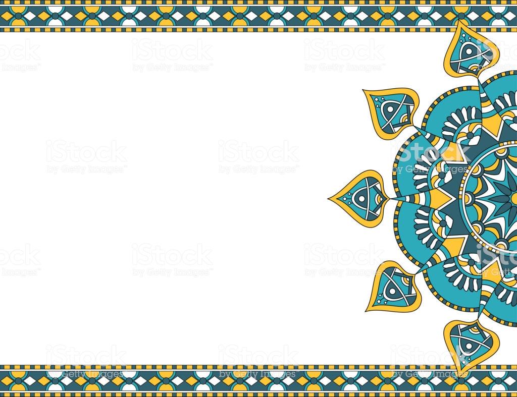 اطارات زخارف اسلامية للفوتوشوب لم يسبق له مثيل الصور Tier3 Xyz