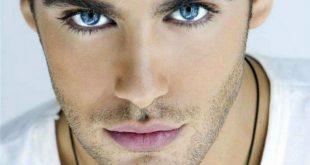 صورة اجمل عيون رجال, غزل واثاره وجاذبيه في اجمل عيون