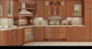 صورة مطابخ خشب, ديكورات وتصميمات مختلفه للمطابخ