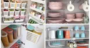 تنظيم البيت, اهم الاشياء التي تتبعينها في ترتيب وتنظيم المنزل