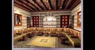 صورة ديكور مغربي, اجمل تصميم مغربي وديكورات