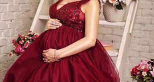 صورة فساتين للحوامل, واو قمة الشياكه لفساتين الحمل